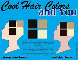 Way Hair Extensions Color Chart Cool And Warm Hair Colors