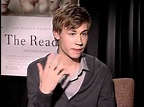 The Reader - Exclusive: Stephen Daldry and David Kross ...
