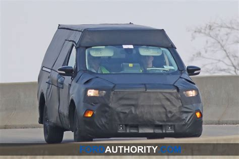 Ford Courier 2020 by New Show Ford Courier Small Testing