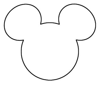 mickey mouse printable template 8 best images of disney cruise templates printables
