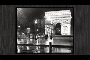 Cadre Photo Lumineux : tableau lumineux d coratif leds arc de triomphe paris ~ Teatrodelosmanantiales.com Idées de Décoration