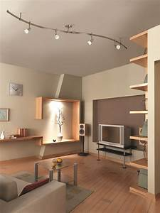 Light Und Living : 35 living room track lighting ideas decoration safe home inspiration safe home inspiration ~ Eleganceandgraceweddings.com Haus und Dekorationen