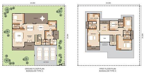 Types Of Floor Plans by Global Oriental Berhad