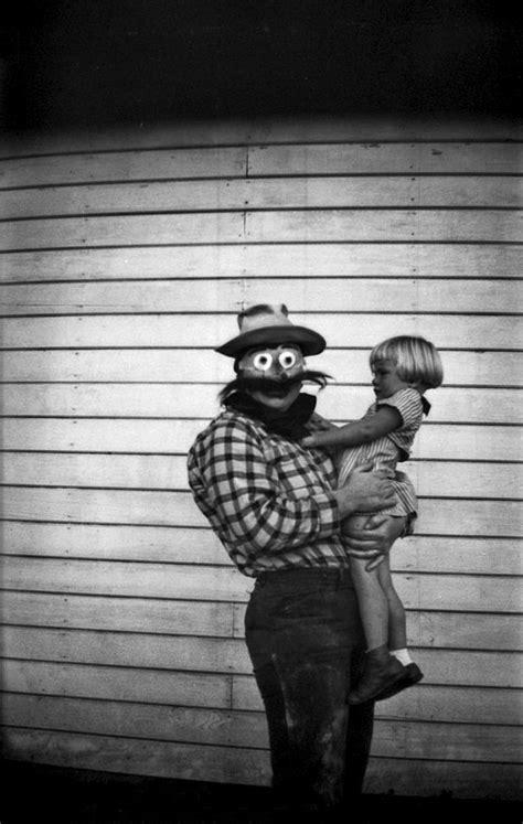 haunting vintage halloween photographs
