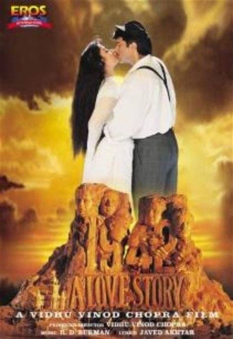 1942: A Love Story (1994) Full Movie Watch Online Free