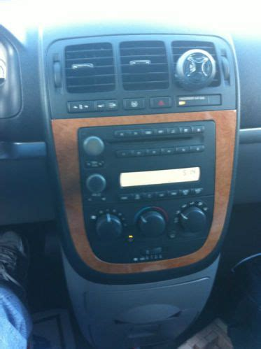 auto air conditioning service 2005 saturn relay electronic throttle control buy used 2005 saturn relay 3 in lathrop california united states for us 8 700 00