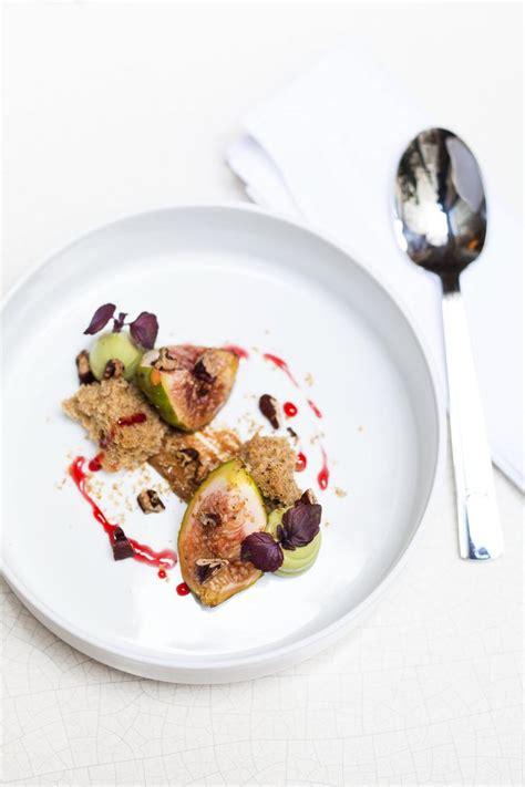 xeres cuisine recette figues fraîches rôties au jus de xérès cuisine