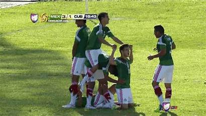 Mexican Celebration Bicycle Team Goal Mexico Soccer