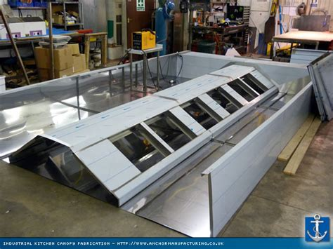 canap fabrication belge fabrication of industrial kitchen canopy anchor