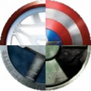 Captain America   Iron...