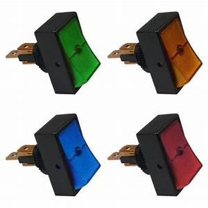 Pico Lighted Rocker Switch