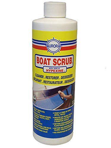 Boat Motor Cleaner by Boat Scrub Boat Cleaner Restorer Deoxidizer