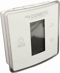 Single Zone Lcd Thermostat  U0026 Control Box For Dometic Duo