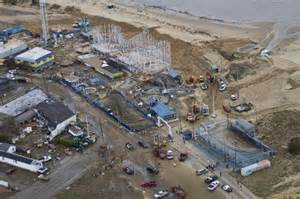 New Jersey Boardwalk Hurricane Sandy Damage