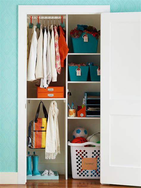 coat closet organization tricks  busy families