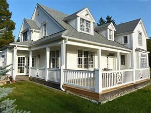 Amerikanische Häuser Bauen : veranda bauen ~ Lizthompson.info Haus und Dekorationen