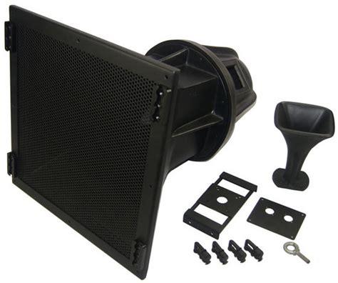 Outdoor Speaker Cabinet by Outdoor Horn Speaker Empty Cabinet 12 Inch Audio Parts Id