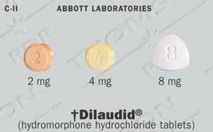 dilaudid tablets 8 mg information from drugs