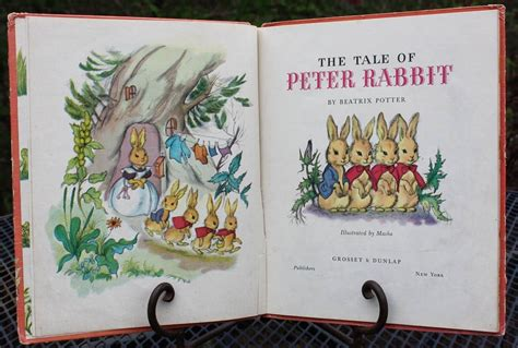 """Vintage Monday–1942 """"the Tale Of Peter Rabbit"""""""