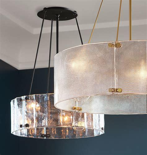 Glass Chandelier by Willamette 24 Quot Fluted Glass Chandelier Rejuvenation