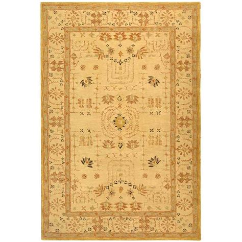 home depot rugs 9x12 safavieh anatolia sand 9 ft x 12 ft area rug an552a 9