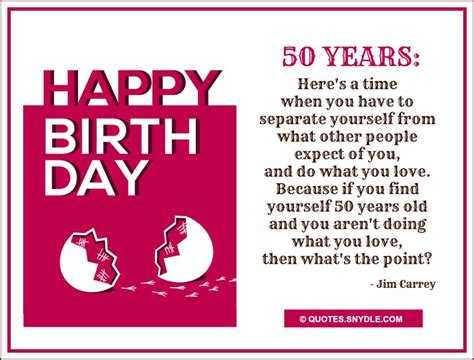 50th Birthday Quotes  Quotes And Sayings