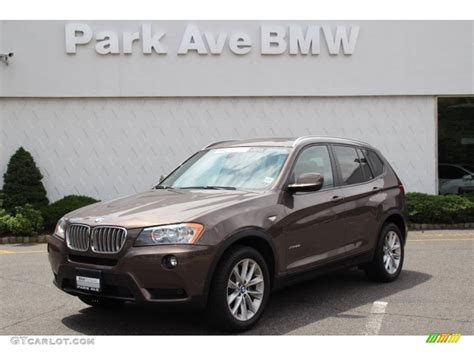 Bmw 28i by 2013 Sparkling Bronze Metallic Bmw X3 Xdrive 28i 83070675