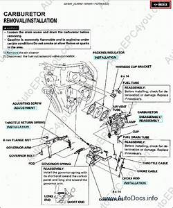 Honda Engine Workshop Service Manuals Repair Manual Order  U0026 Download