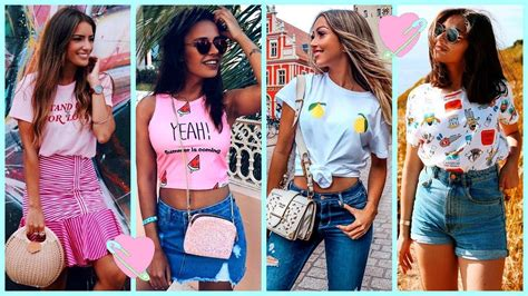 OUTFITS CASUALES 2017 2018 MODA PARA MUJER JUVENIL | MODA Y ROPA en 2018 | Pinterest | Outfits ...