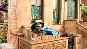 'Sesame Street' Set Gets Remodeled for 46th Season   Variety