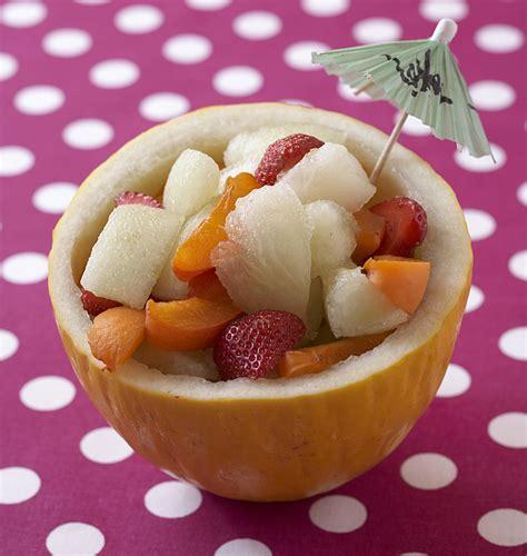 jeux de cuisine salade salade de fruits d été les meilleures recettes de