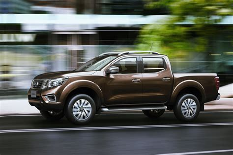 All-New 2015 Nissan Navara / Frontier Officially Revealed ...