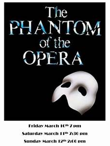 The Phantom of the Opera at Sewanhaka High School ...