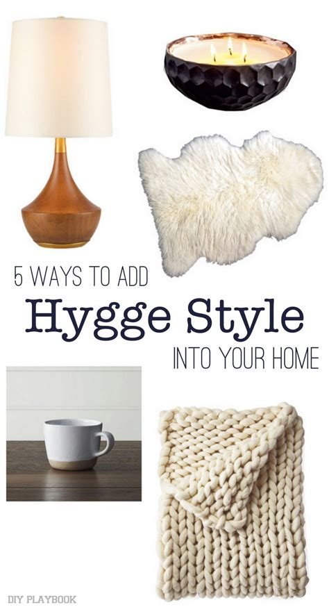 How To Add The Danish Hygge Style To Your Home