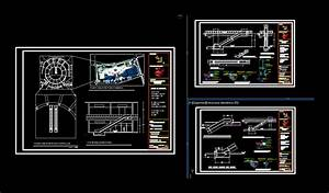Ladder Electric Project In Autocad