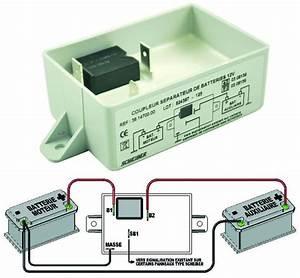Coupleur Separateur Batterie Camping Car : acoplador separador scheiber de bater a ~ Medecine-chirurgie-esthetiques.com Avis de Voitures