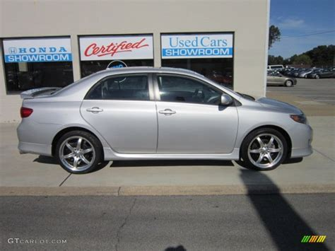 2009 toyota corolla s custom wheels photo 53515234