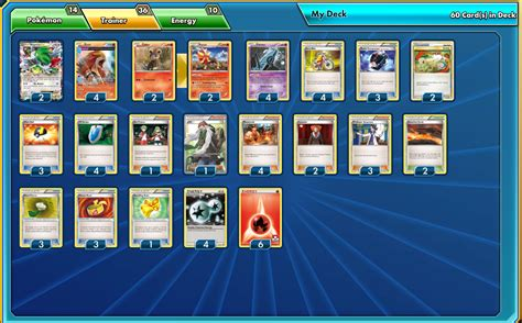 Pokémon Tcg Deck  Ancient Trait Entei  Pyroar [standard