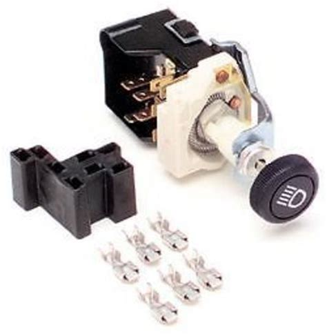 Gm Headl Wiring by Painless Wiring Headlight Switch Gm Style Knob 3 Position