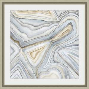 globaldesigns 39agate abstract i39 framed painting print With best brand of paint for kitchen cabinets with agate framed wall art
