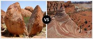 Physical Weathering Vs  Chemical Weathering  What Is The