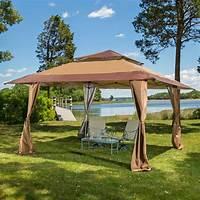 best patio tent gazebo 13 x 13 Pop-Up Gazebo Patio Outdoor Canopy Tent | eBay