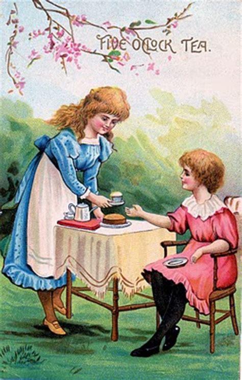 vintage clip art alice  wonderland  alike