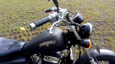 Modification Benelli Patagonian Eagle benelli patagonian eagle 250 with custom muffler