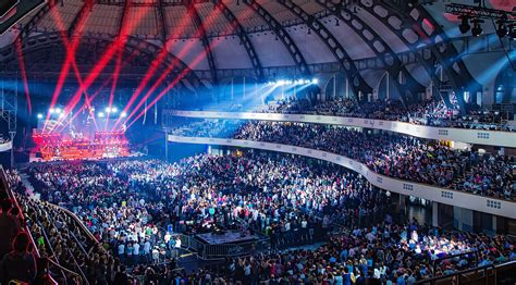 Concert And Event Location