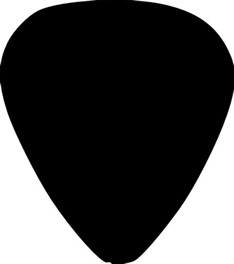 cute guitar pick clipart clipground