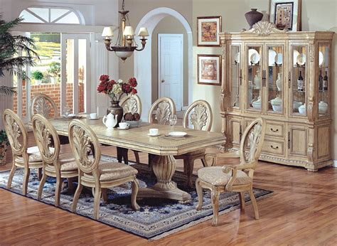 Awesome French Country Dining Set #11 French Antique White