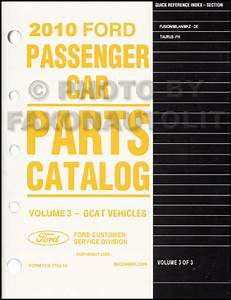 2010 Ford Fusion   Mercury Milan Hybrid Engine And Emissions Diagnosis Manual Original