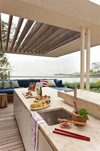Beautiful braai area SA Garden and Home