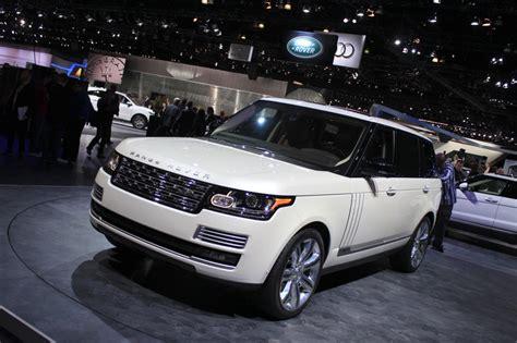 2014 Land Rover Range Rover Longwheelbase 2013 La Auto